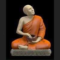 Phra UPAKUT Buae-Kem (Deity of Victory) !!
